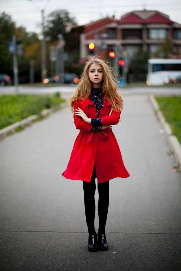 acid coke blogger blouse