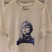 shirt,white,brigitte bardot,t-shirt,brand,ciggarette,vintage,ciggs,girl