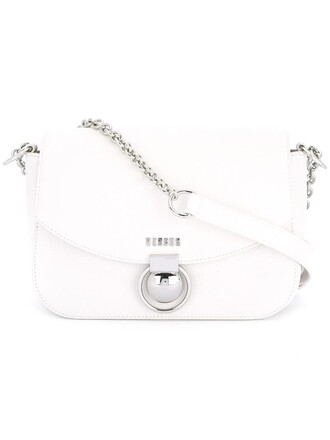 women bag shoulder bag white