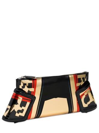 leather clutch clutch leather bag