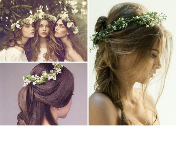 Hair accessory wedding accessories hipster wedding wedding shoppable tips junglespirit Image collections