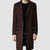 Mens Zenith Coat (Ink) | ALLSAINTS.com
