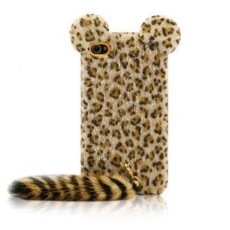 phone cover leopard print