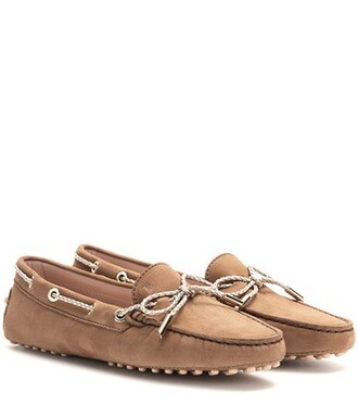 new loafers suede beige shoes