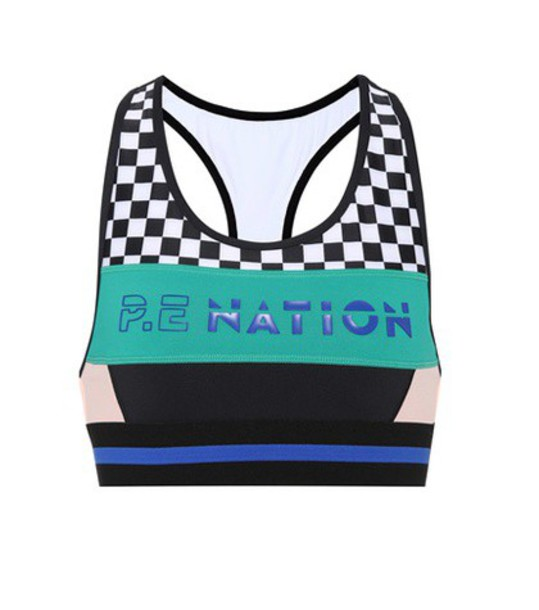 P.E Nation Ball Rolling Crop top