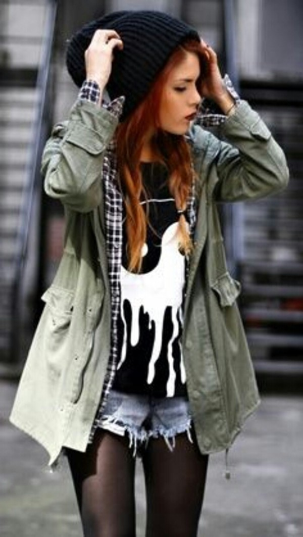 t-shirt yinyang hat coat grunge grunge t-shirt ying yang sweater blouse