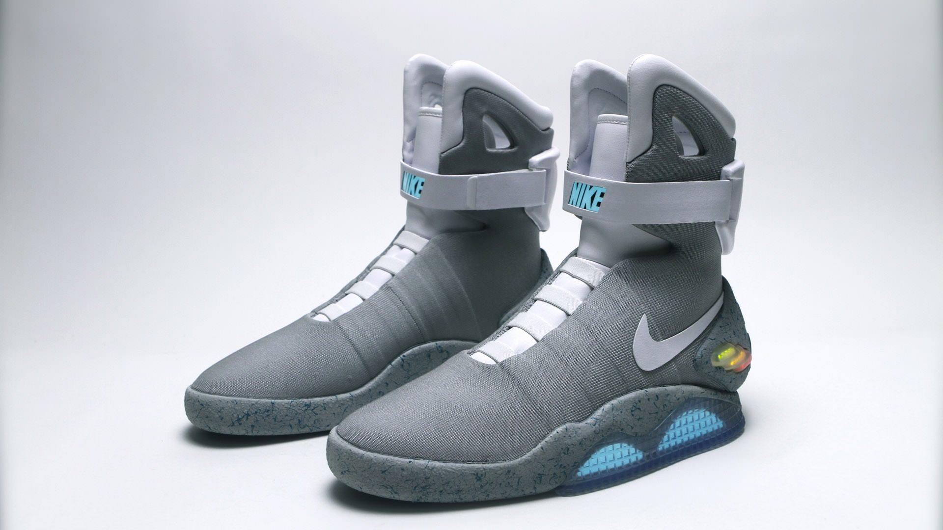 Back to the Future II power laces coming soon, Nike designer says