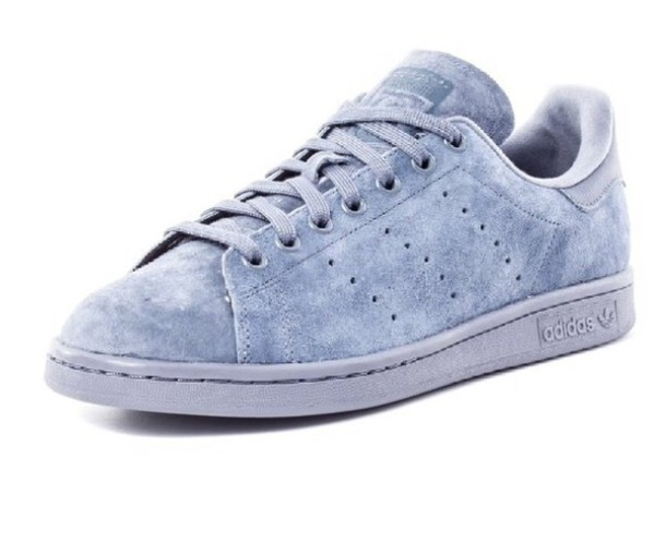 9fd8ca3b6013 shoes suede stan smiths adidas stan smiths suede blue adidas shoes