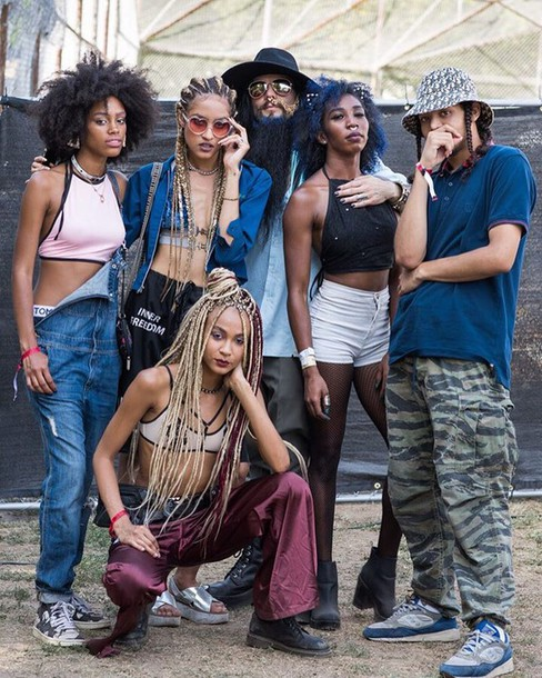 top afropunk festival festival top festival jewelry festival shorts festival clothes festival looks