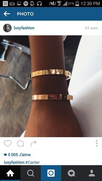 jewels cartier love bracelets jewelry stacked bracelets gold gold bracelet