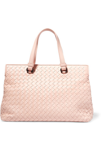 leather pastel pink pastel pink bag