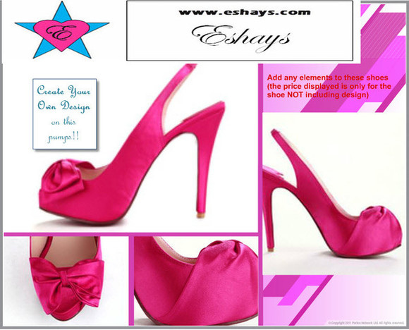 prom shoes wedding shoes prom shoes www.eshays.com pink shoes pink sling shoes pink satin prom dresses 2013