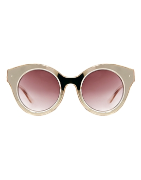 Minkpink | Minkpink Cha-Ching Cateye Sunglasses at ASOS