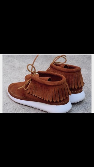 shoes brown indian