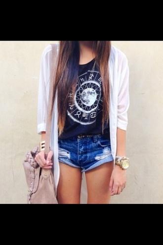 shirt bag shorts blouse cardigan tank top top t-shirt loveit