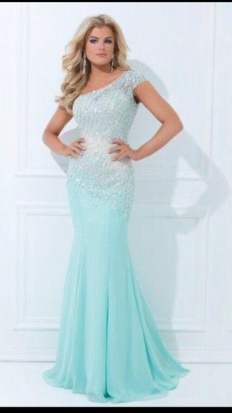 prom dress blue dress homecoming dress