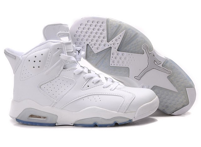 Air Jordan 6 (VI) Retro – All White [jordan570847] - $73.00 : Wholesale cheap jordans, Cheap air jordans,air jordans shoes