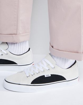 Vans Lampin Sneakers In Beige VA38FIMVV at asos.com