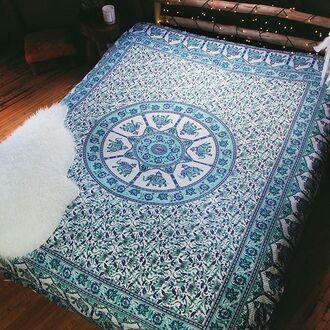 home accessory by the moon mandala mandala print mandala blanket duvet mandala duvet boho peppermayo