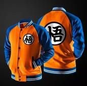 jacket,dragon ball