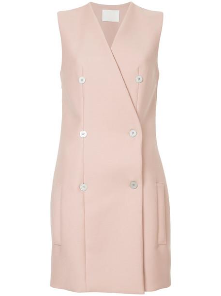 Dion Lee dress mini dress mini women nautical purple pink