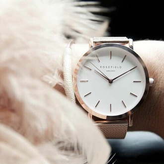 jewels rose gold jewelry watch summer spring