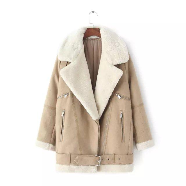 com : Buy 2015 Luxury New Warm Winter Fashion Women Beige ...
