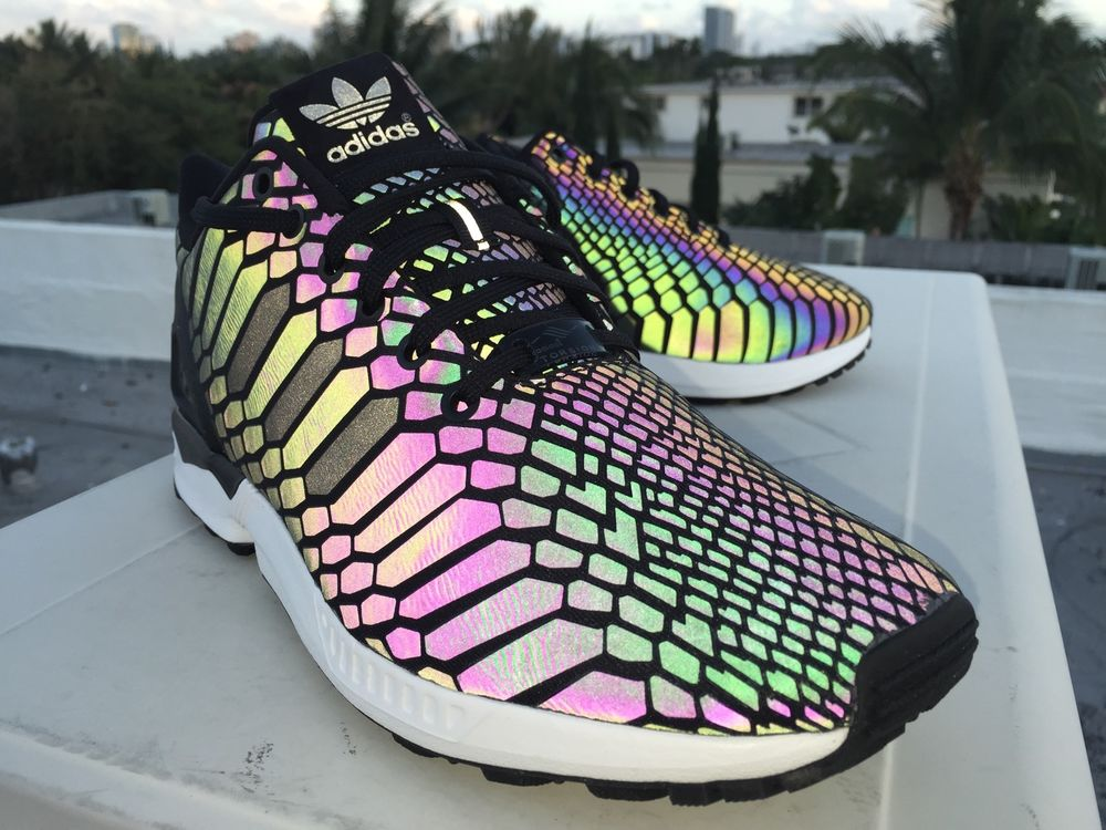 9527ad28ef4 ADIDAS ORIGINALS ZX FLUX XENO ALL STAR B24441 3M sz 10