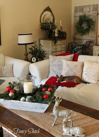 home accessory holiday home decor home decor christmas quote on it pillow pillow decoration living room tumblr christmas home decor