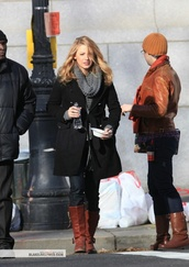 coat,blake lively,gossip girl,black,jacket,celebrity,winter outfits,fall outfits,serena van der woodsen