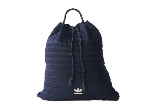 backpack blue bag