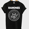 The ramones logo t-shirt