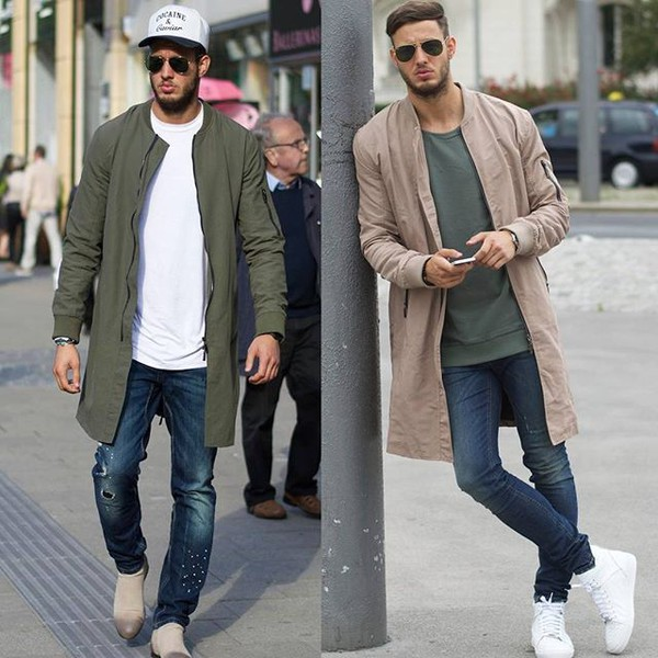 Jacket Maniere De Voir Kanywest Blogger Fashion Mens