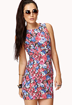 Floral Shift Dress | FOREVER21 - 2047132054