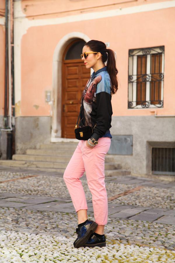 irene closet shirt sweater pants shoes sunglasses jewels
