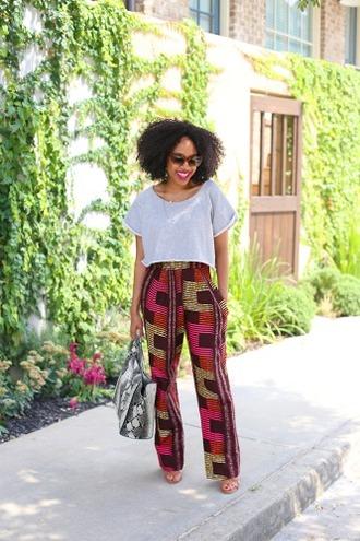 mattieologie blogger pants top shoes bag