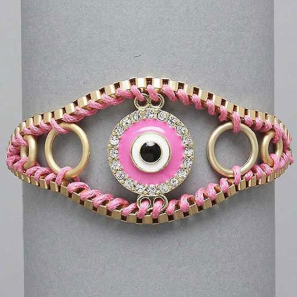 jewels string bracelets