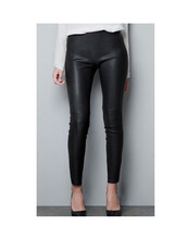 wow,zara,blogger,jeans,leather pants,leggings,pants,shoes