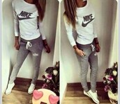 jumpsuit,nike sweater,nike,top,white top,nike running shoes,blouse,sweater,pants,grey leggings,t-shirt,leggings,white,grey,sporty,fitness,tracksuit,set,nike sweatpants,sportswear,pretty,cool,tights,jogginghose,sweatpants,grey sweatpants,cardigan,bag,nike tracksuit,grey nike jogging,shirt,casual clothes,casual,nike sportswear,white sweater,shoes,fit,sports leggings,white nikes,light gray,nike pro leggings,shorts,gray nike pants,joggers,romper,nike air,nike shorts,joggers pants,thight,exact same one,sport suit,grey nike tracksuit,grey sweater,white t-shirt,black and white nike,grey nike sweats pants,nike t shirt,nike pants,lounge clothing,amazing,nike grey,nike sweatshirt,white nike sweatshirt,grey jogging,logo,tumblr outfit,outfit,jogging set,white nike sweater,size s,nike shirt,long sleeves,workout leggings,black,yoga pants,jeans,heather grey,addidas pants,adidas,bottoms,girly,tumblr,outfit idea,color: white or black