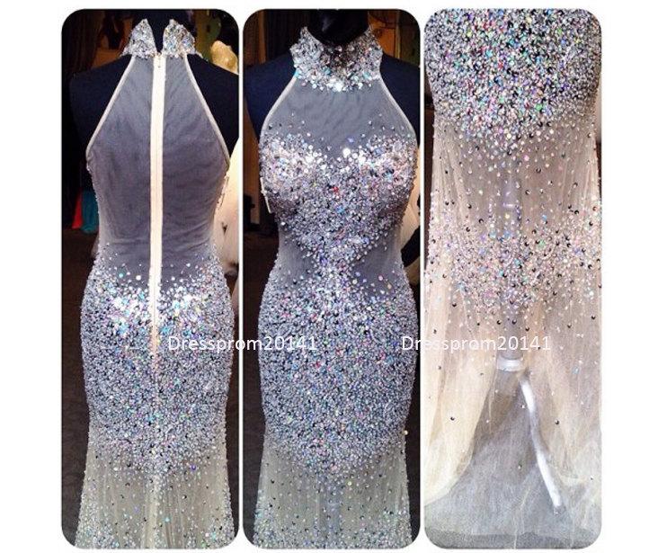 White Prom Dress,Evening Dresses,Mermaid prom Dresses,Bridesmaid Dresses