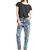Memories Ss Top Black Short sleeve top - Women's Tops Vero Moda - 40241