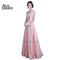 Aliexpress.com : buy ann deer s307 new design a line v neck long lace prom dresses 2016 formal dresses evening party gown vestido de festa from reliable gown women suppliers on ann deer