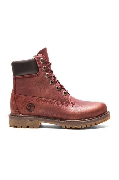 Timberland Icon Boot in burgundy