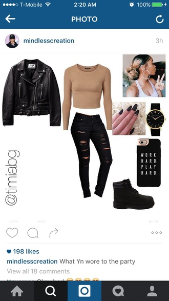 pants shirt black shoes jacket outfit love need this!!!