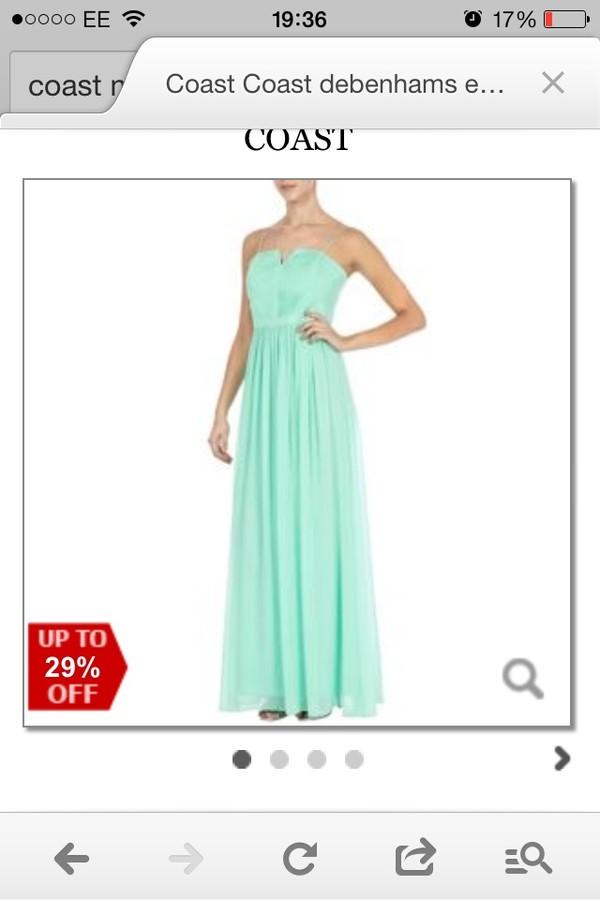 dress prom mint dress maxi dress