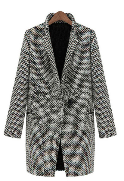 Soph Houndstooth Blazer | Outfit Made