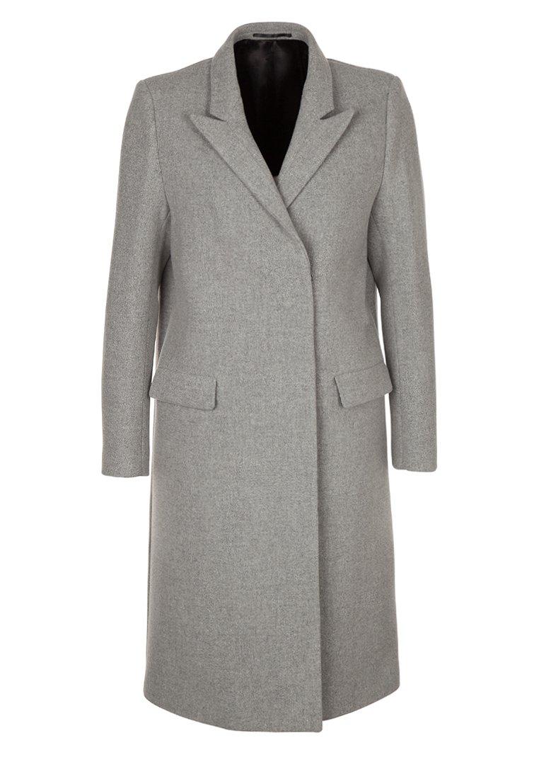94a80519413e83 Filippa K DEAN - Wollmantel   klassischer Mantel - light grey melange ...