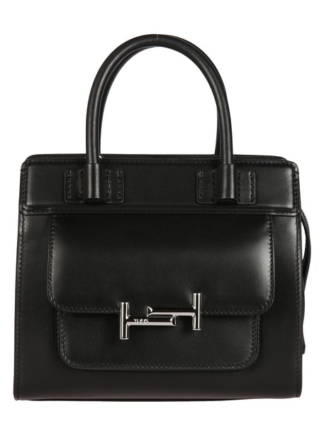 Tods bag shoulder bag black
