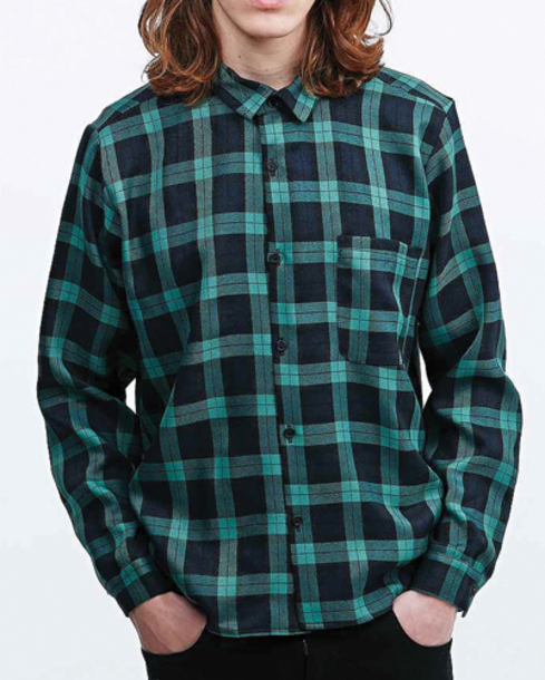 t-shirt flannel shirt vintage