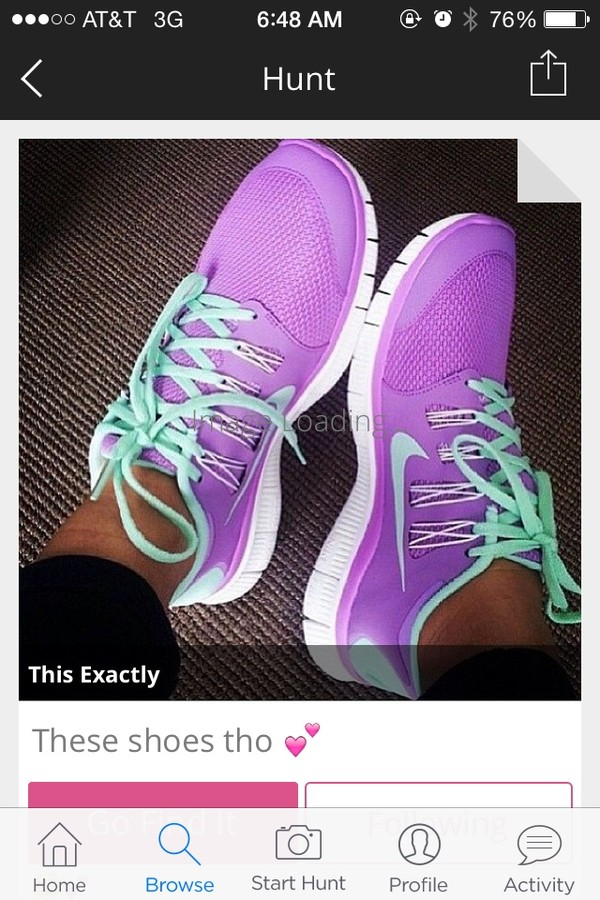 Nike Free 5.0 Womens Light Purple Tiffany Blue